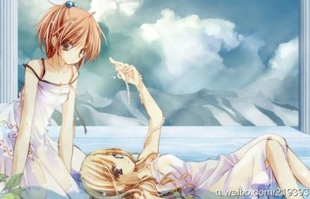 友谊是没有羽翼的爱