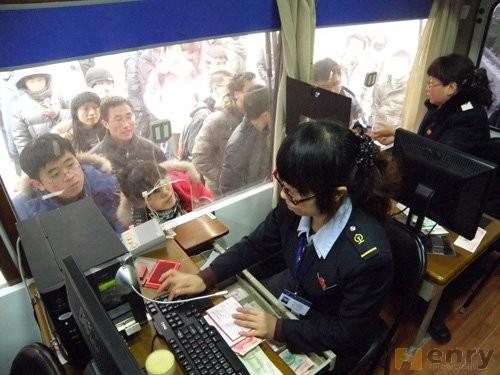 铁道部规范订票程序 电话可预订四种票