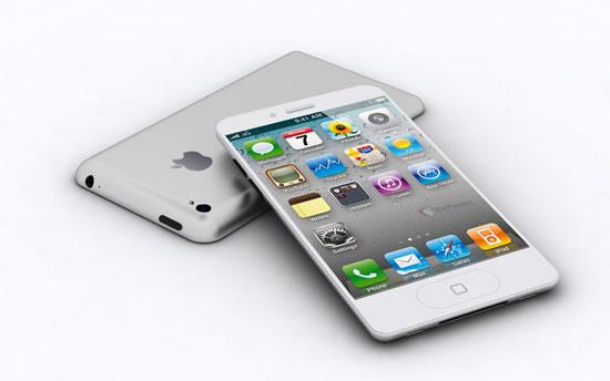 iphone5上市指日可待
