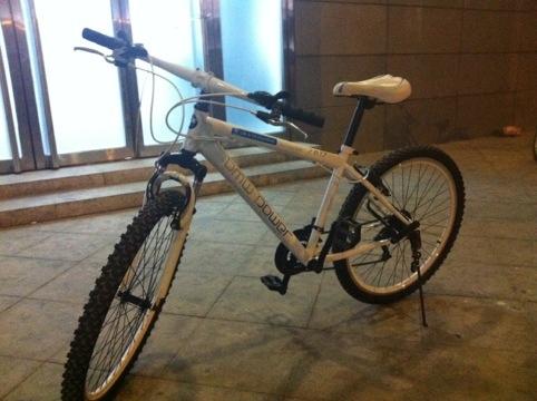 BMW山地自行车