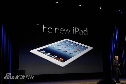 新iPad!!!