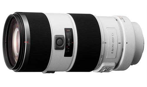 索尼 70-200mm F2.8G