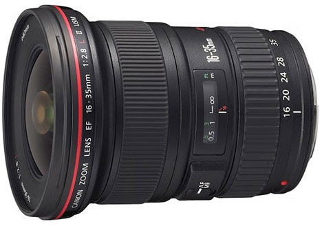 佳能 EF-16-35mm-F2.8L-II-USM
