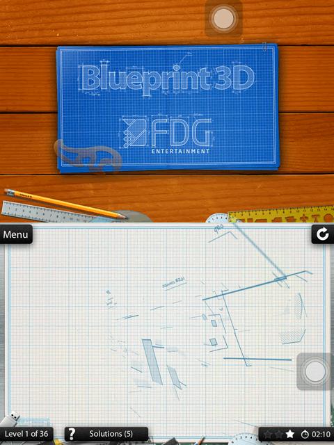 3D蓝图 Blueprint 3D