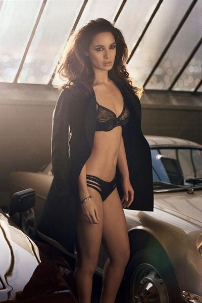 """007系列电影中的""""邦女郎""""们"""