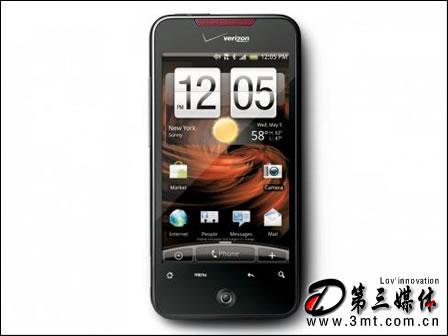 HTC手机: Desire五月升级2.3Incredible等到夏季