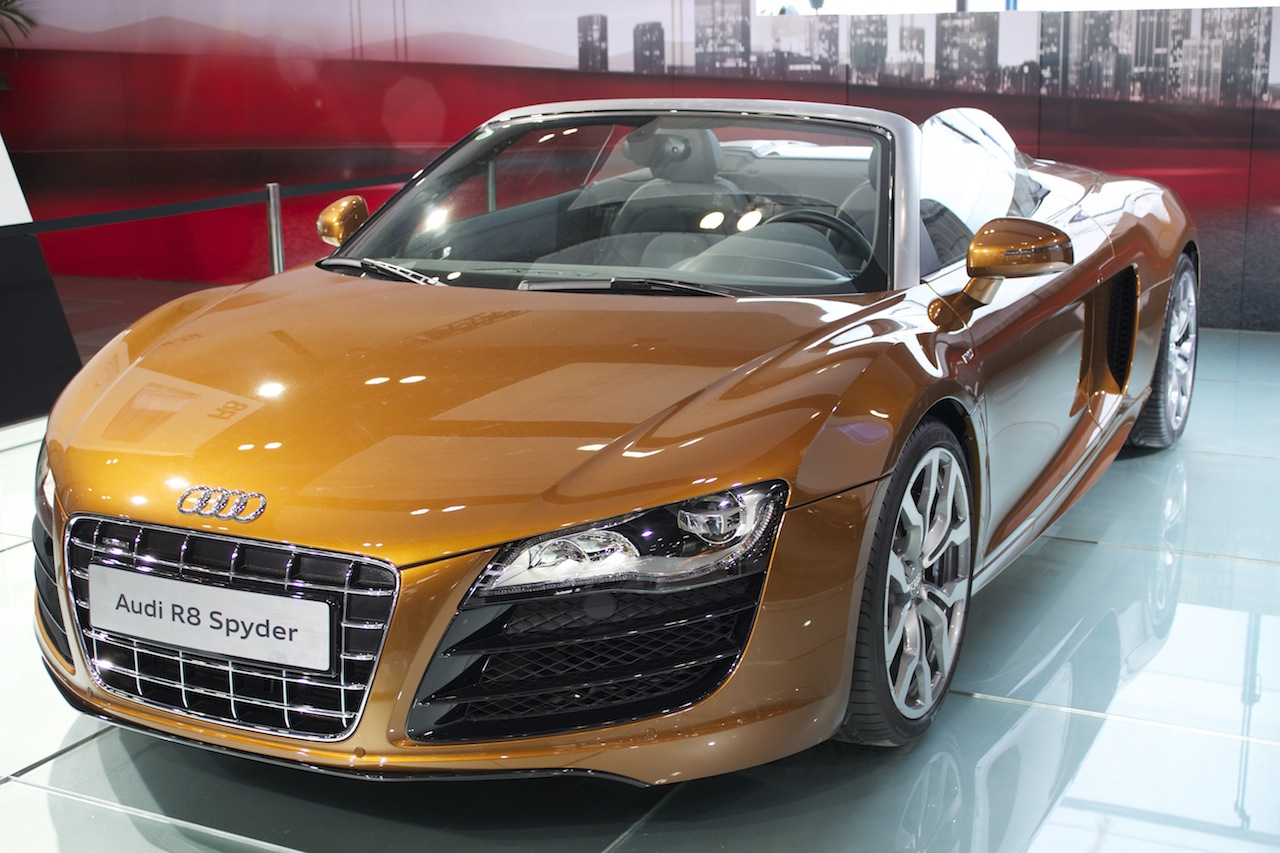 北京第四届进口汽车博览会