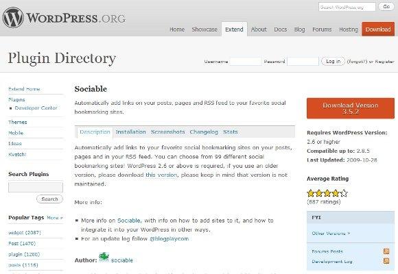 WordPress 12 款增强插件