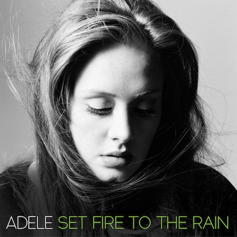 Adele《Set Fire To The Rain [Live]》