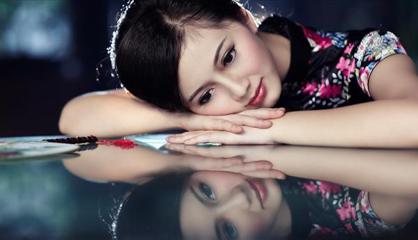 人像摄影:中国旗袍的万种风情