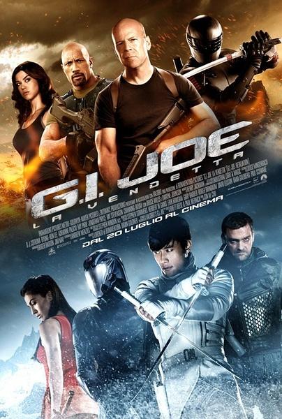 特种部队2:复仇 G.I. Joe: Retaliation