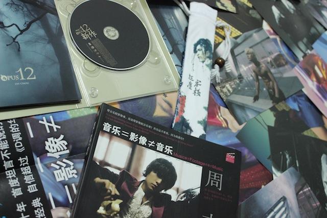 周杰伦《12新作》,正版CD打包分享