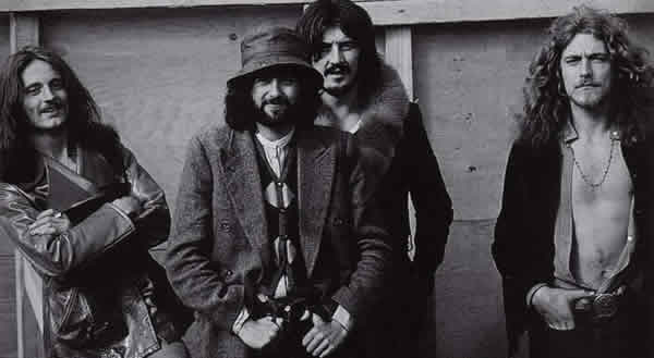 Led Zeppelin(齐柏林飞艇)