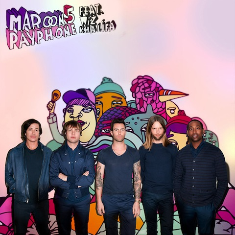 Maroon 5 &Wiz Khalifa《Payphone》