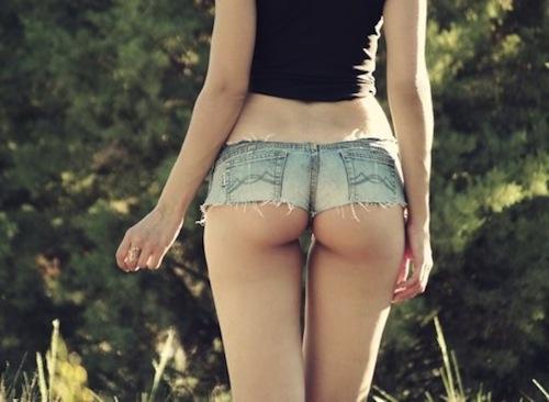 齐B小短裙