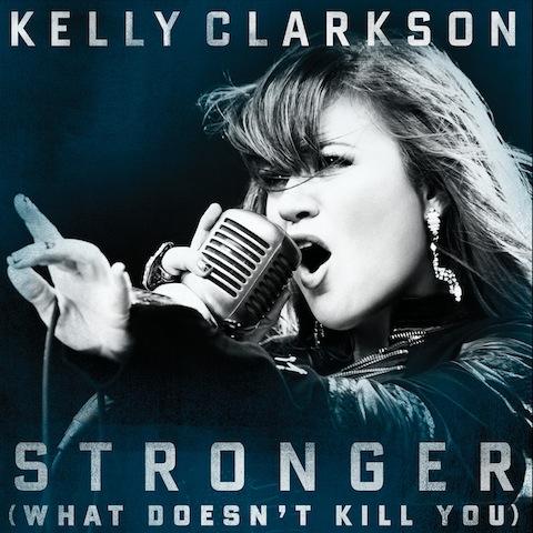 Kelly Clarkson《Stronger》