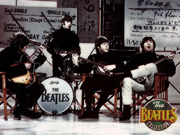 The Beatles(甲壳虫乐队)