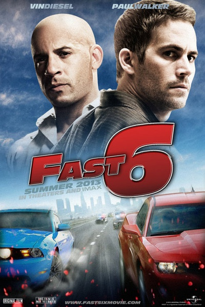 速度与激情6 The Fast and the Furious 6