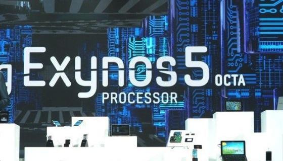 三星今日在CES展会上发布Exynos 5 Octa八核移动处理器