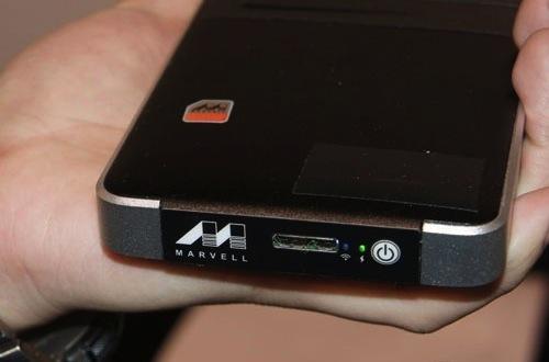 马维尔发布了一款无线混合硬盘
