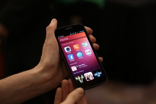 Ubuntu智能手机操作系统