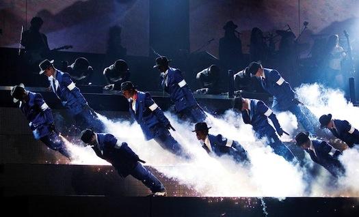 太阳剧团 (Cirque du Soleil)  2012 巡演现场