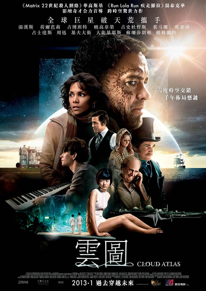 云图 Cloud Atlas