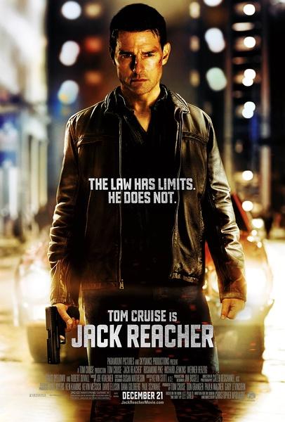 侠探杰克 Jack Reacher