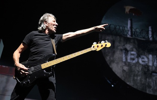 罗格·沃特斯 (Roger Waters) 2012 巡演现场