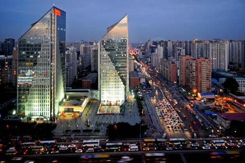 北京最堵日