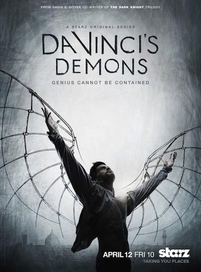 《达·芬奇的恶魔》海报