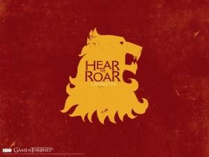 兰尼斯特家族House Lannister印记
