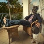 摄影师Ronen Goldman的超现实主义摄影系列23