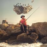 摄影师Ronen Goldman的超现实主义摄影系列5