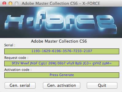 Adobe CS6激活工具