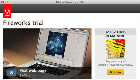 Adobe CS6激活成功