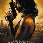 《哥伦比亚人》(致命黑兰)海报
