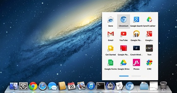 Chrome应用启动器