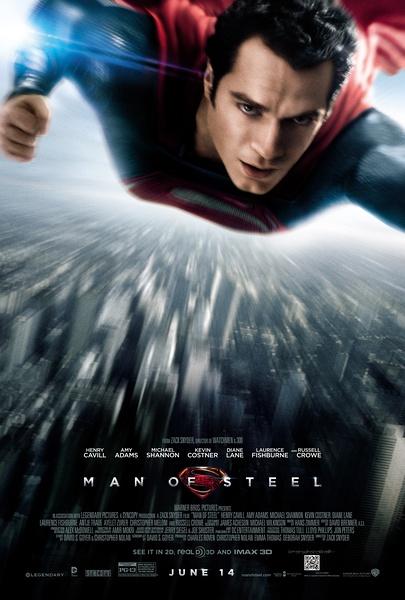 《超人:钢铁之躯》海报