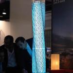 迪拜码头的无限塔 设计