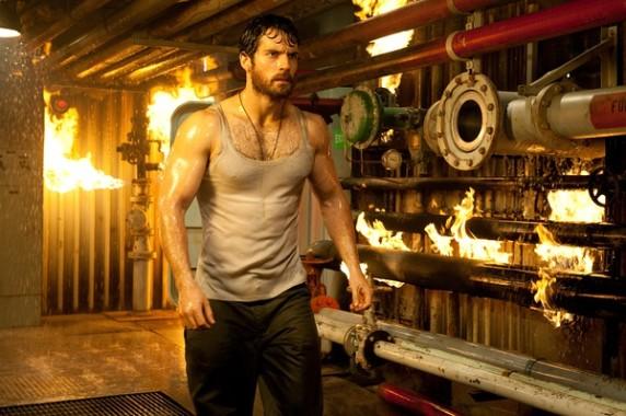 《超人:钢铁之躯》之Henry Cavill