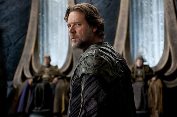 《超人:钢铁之躯》之Russell Crowe