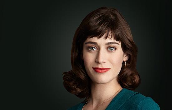丽兹·卡潘(Lizzy Caplan)