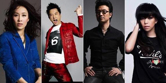 《中国好声音》第二季导师