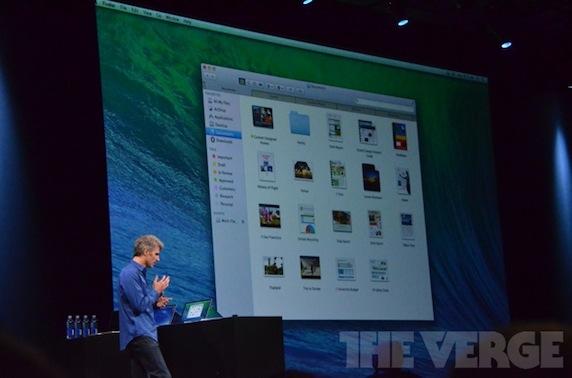 WWDC 2013 新Finder