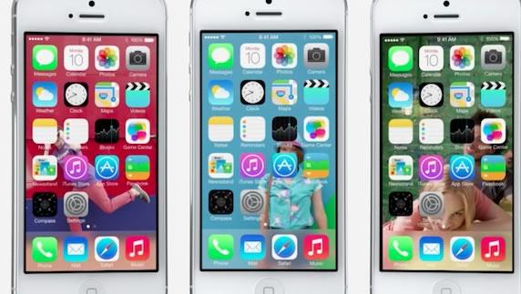 WWDC 2013 iOS 7