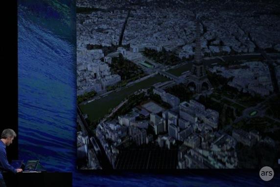 WWDC 2013 新地图