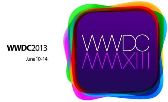 苹果WWDC 2013