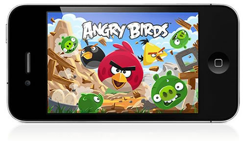 App Store Angry Birds
