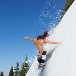 极限滑雪板运动员埃莱娜·海特